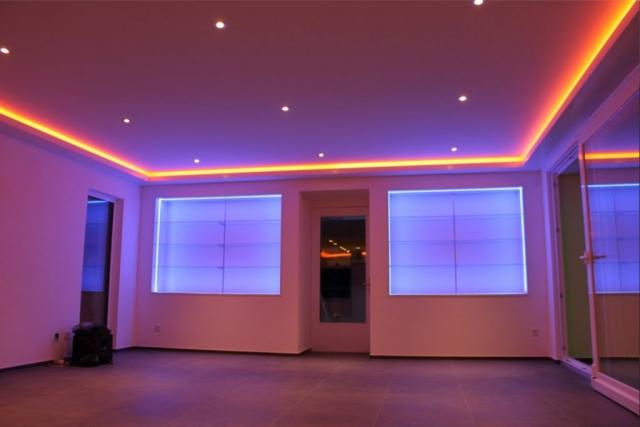 Lichtkonzepte und Installationen für jeden Geschmack