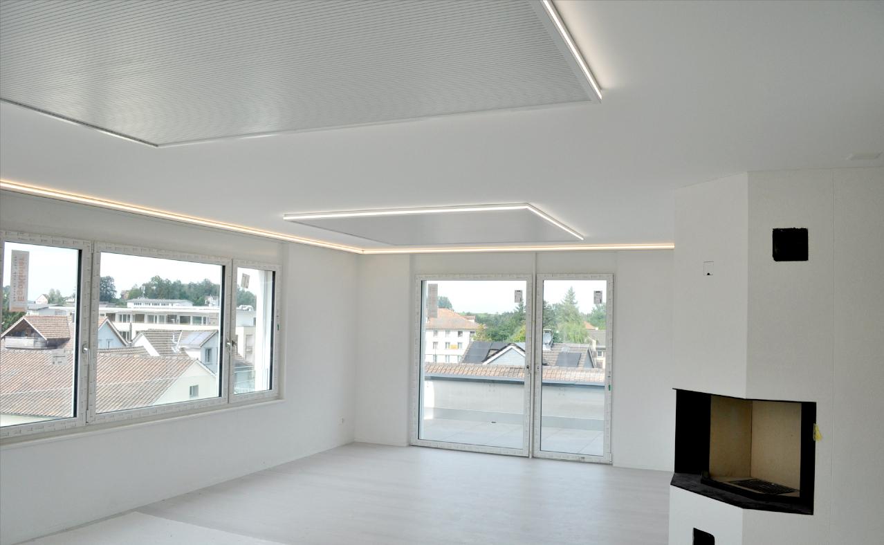 LED Beleuchtung - MFH Lindenstrasse