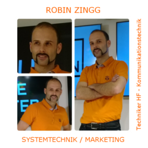 Robin Zingg - IT Service, Anzeigesysteme